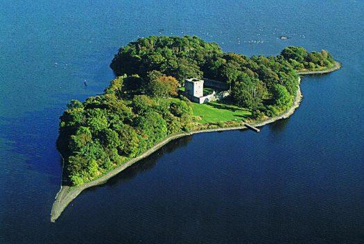 Le Château du Loch Leven et la Dernière Reine d'Ecosse (1ère partie)