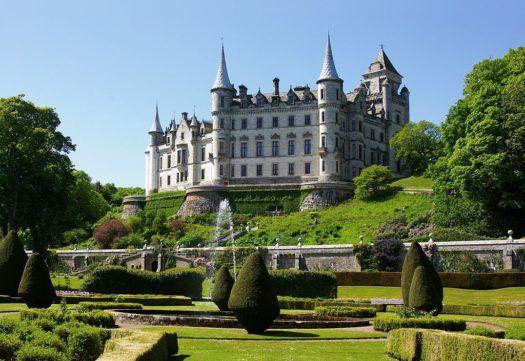 Les châteaux écossais : Les plus beaux châteaux d'Écosse