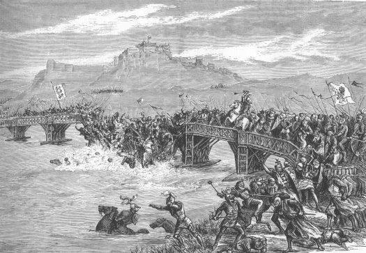 La Bataille de Stirling (1297)