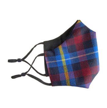 Masque en tartan Highland Titles